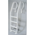 Deluxe Resin Swimming Pool Deck Ladder