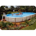 Doughboy Olympic 20x12ft Heated Training Pool