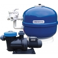 "Endurance Sand Filter And Pump Set 0.75hp/20"" Filter"