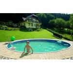 Azuro Deluxe 4,6m  Deeper Pool Kit