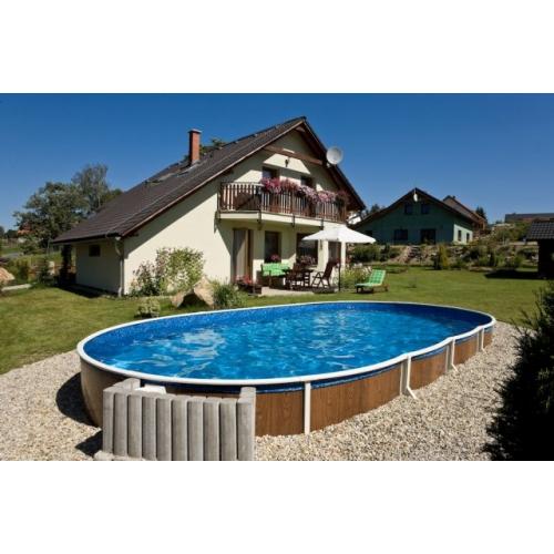 Azuro Deluxe 7 3x3 7m Pool Kit
