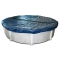 Above Ground Pool Winter Debris Cover for 15ft Round Pool