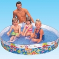 Intex Animal Snap Set Paddling Pool