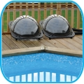 Swimming Pool Eco Heating Solar Pod